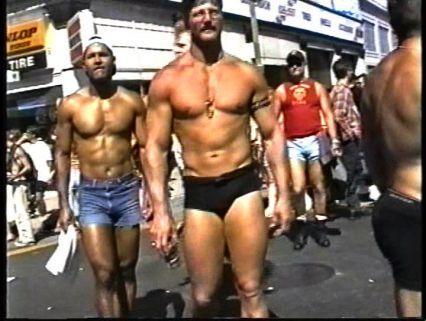 Image result for Folsom Street Fair 1984
